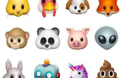 How to create a Animoji in messages